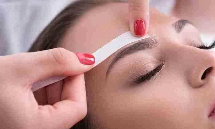 eyebrow wax memphis